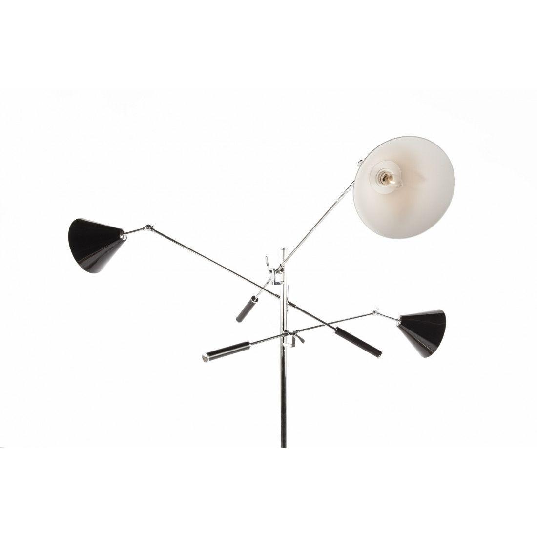 Monza Triennale Floor Lamp