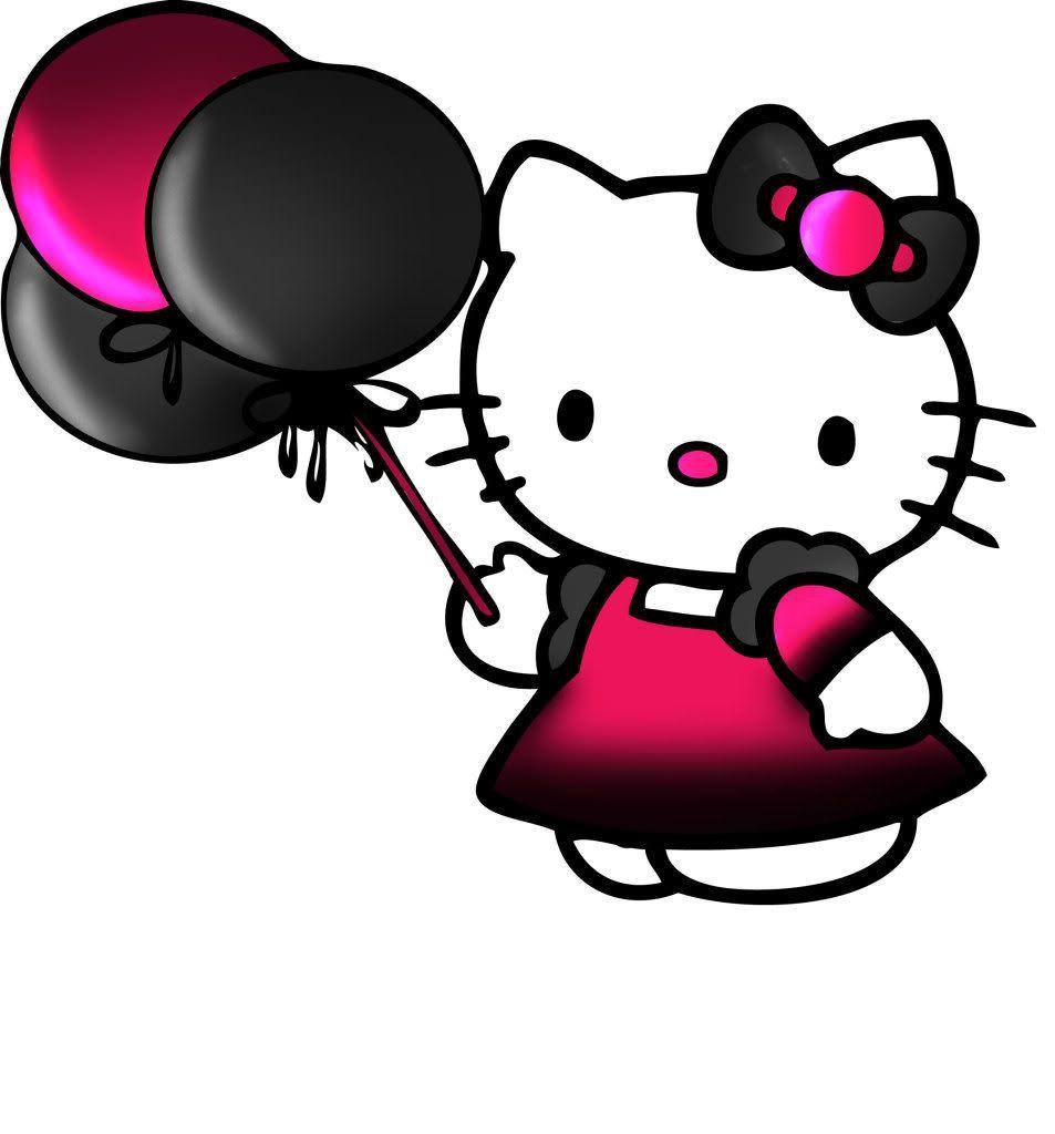 dibujos de kitty a colores  Buscar con Google  Remeras nios