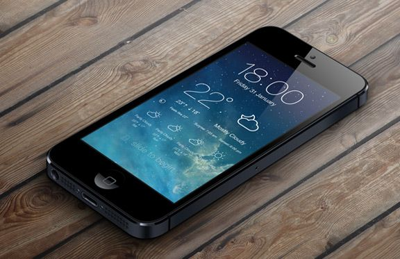 How To Add A Weather Widget On The Iphone Lock Screen Cydia