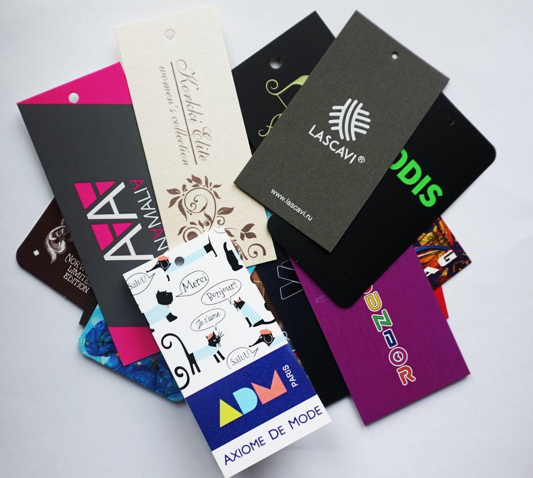 de22edae62b С картонного ярлыка начинается знакомство😉 клиента с Вашим брендом.  Поэтому