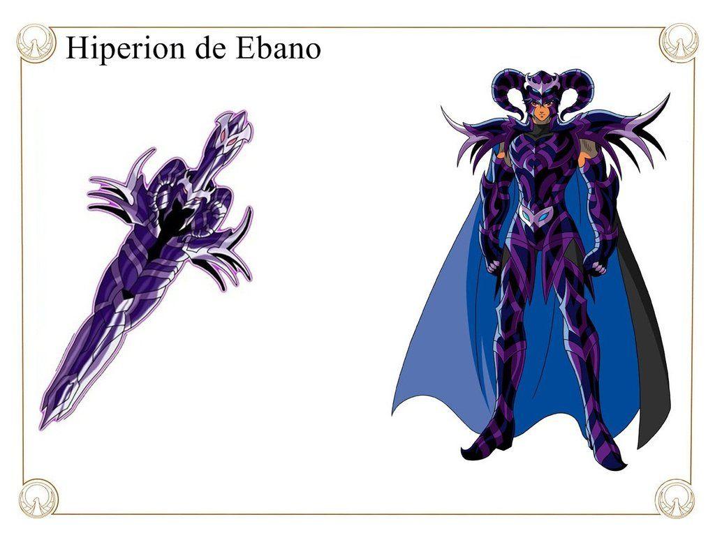 Hiperion de Ebano by Javiiit0