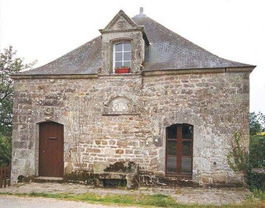 Le moulin du Plessis-Josso à Theix