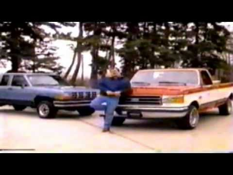 One of the greatest Ford Truck commercials  SPOTTEDSUBMISSIONS