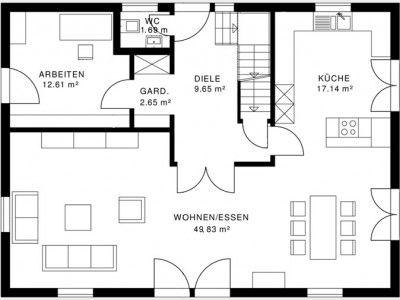einheitliches Gesamtkonzept Einfamilienhaus von Haacke Haus GmbH Co KG