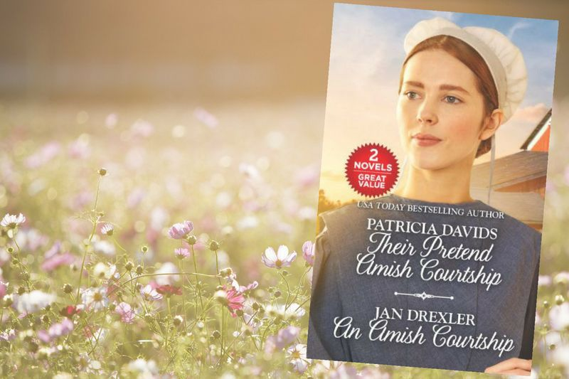 Their Pretend Amish Courtship by Patricia Davids
