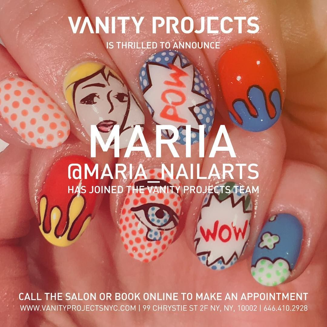 We Are Thrilled To Announce Maria Nailarts Vpmariia Has Joined The Team Book W Her Online Or Call 646 410 2928 Vpofficialig Books Thrill Online