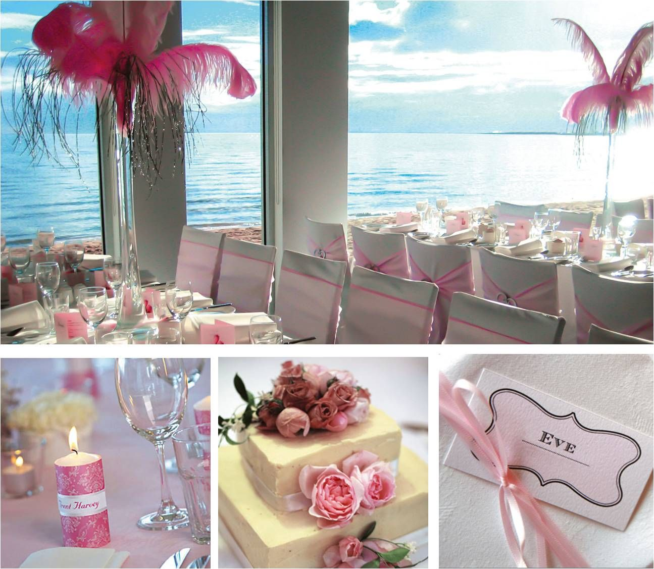 Weddings - Sails on the bay - Romantic, Seafood, Waterfront Restaurant