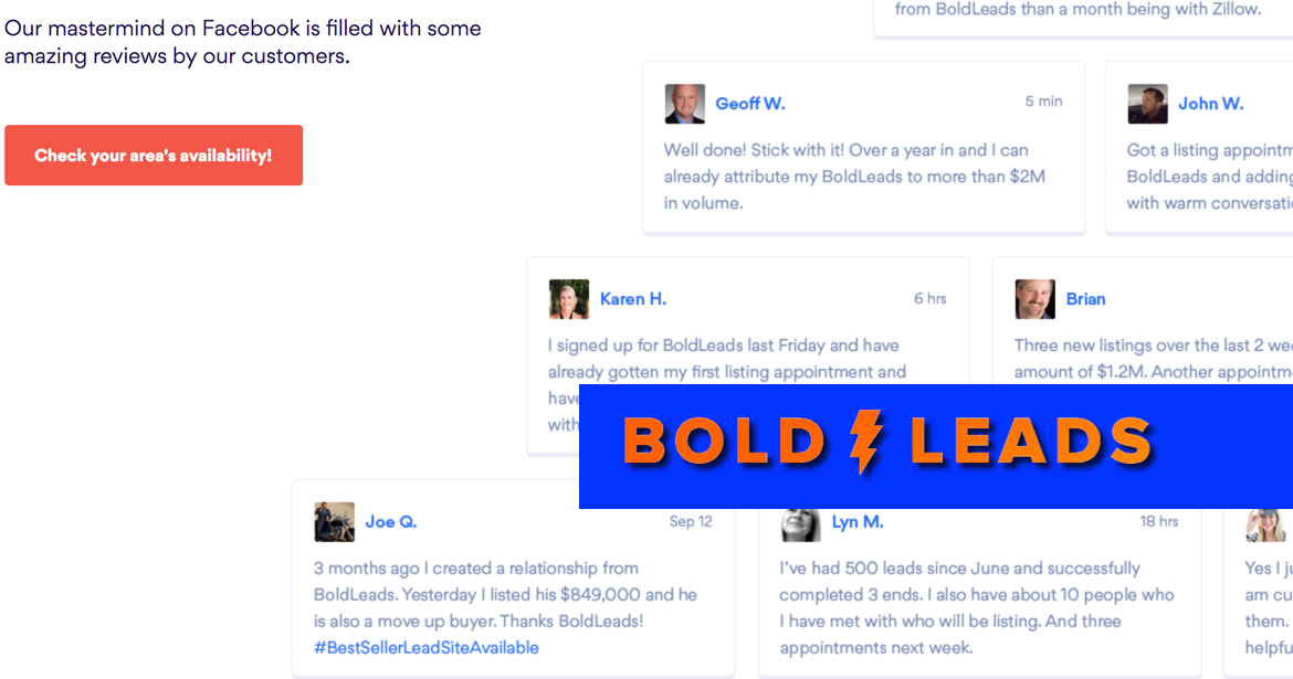 Boldleads Reviews on Building Flourishing Real Estate