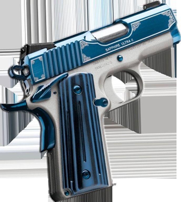 Aaron – Kimber 1911 Sapphire Ultra II – Gun of the Day | Welcome to ...