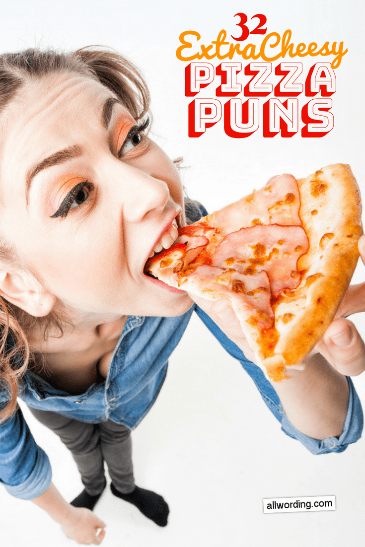This List of Pizza Puns Comes With Extra Cheese Pizza