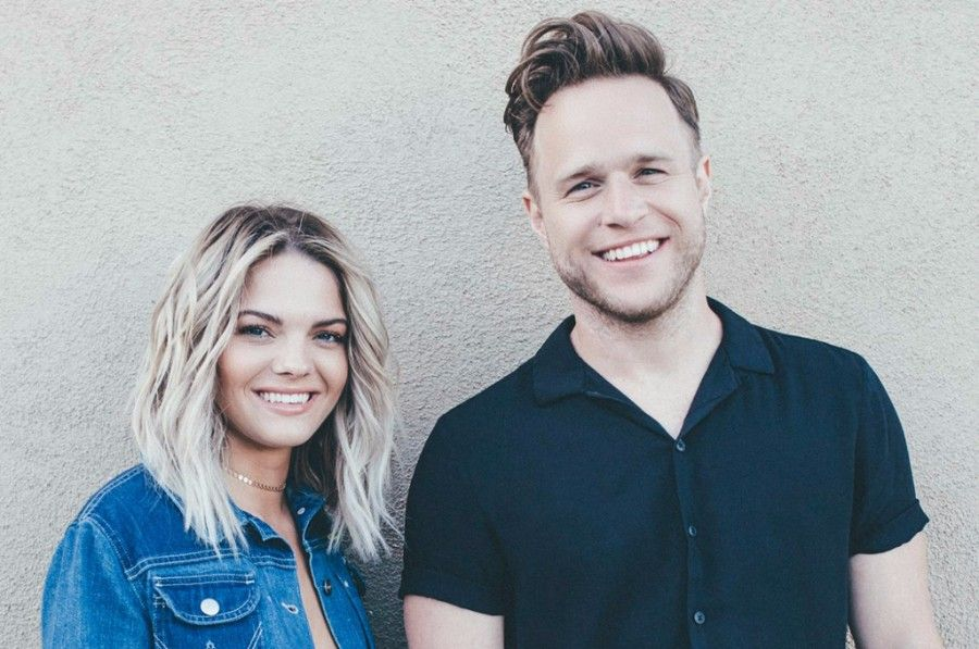 Olly Murs Premieres New Song Unpredictable Featuring Louisa Johnson Louisa Johnson Olly Murs Louisa