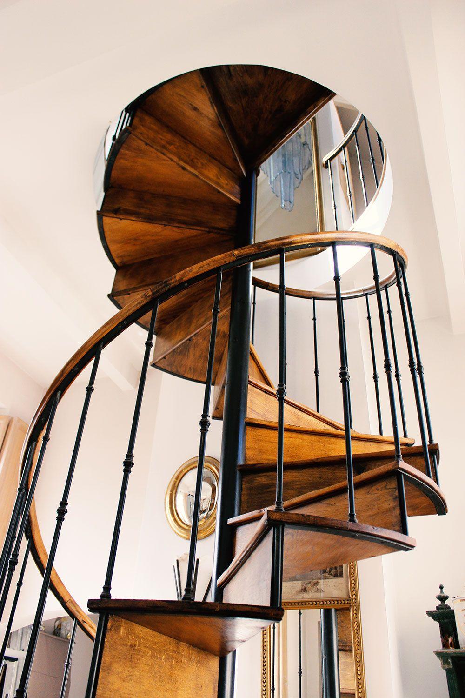 Escalier Dans Maison Ancienne galerie photo escaliers lachaux | escalier en colimaçon