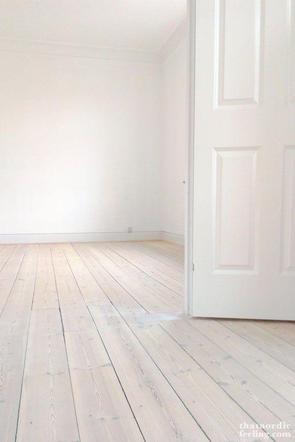 Diy Guide To Lush Scandi Floors Via That Nordic Feeling Diy Wood