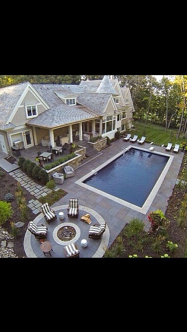 Beautiful Backyard Backyard Project Budget Patio