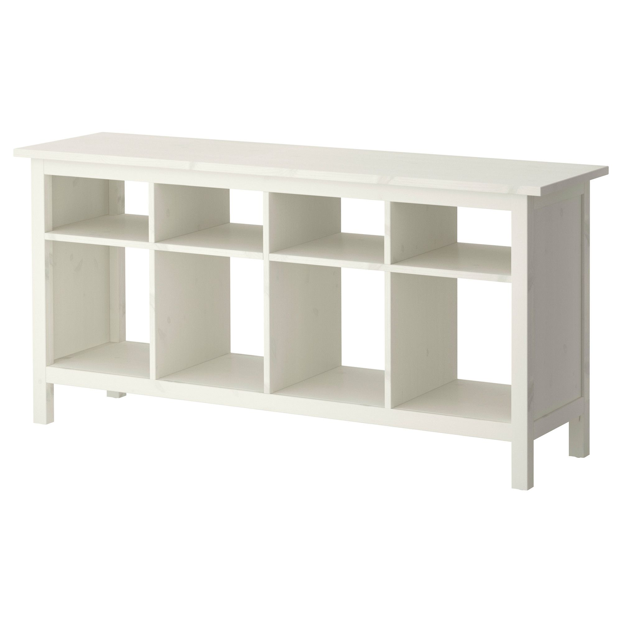 Hemnes console table white stain hemnes white stain for Sofa table canada