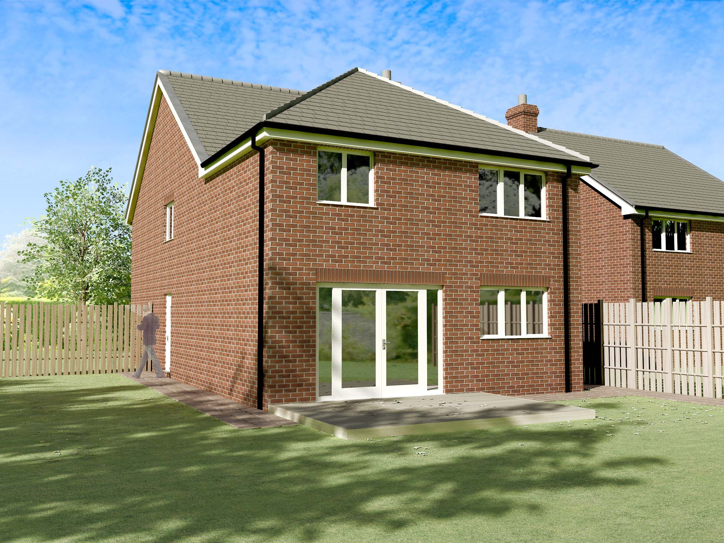 Double Storey Rear Extension Ideas Google Search Extension In