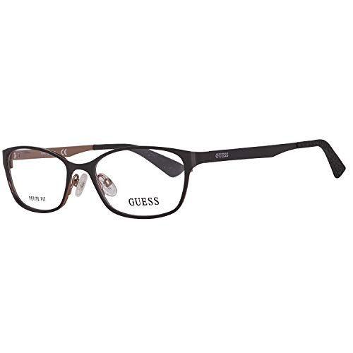 Montures Optiques Guess GU2563 C49 002 (matte black   )   lunette de ... e6ba576829e9