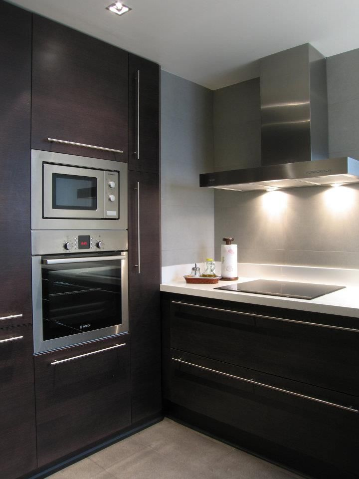 Campana extractora de techo pando p 828 cocinas con for Campanas de cocina de diseno