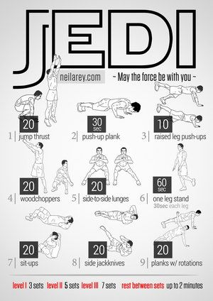 a multitude of free visual workouts very cool health posters