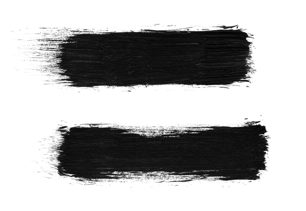 High Resolution Paint Brush Bitmap
