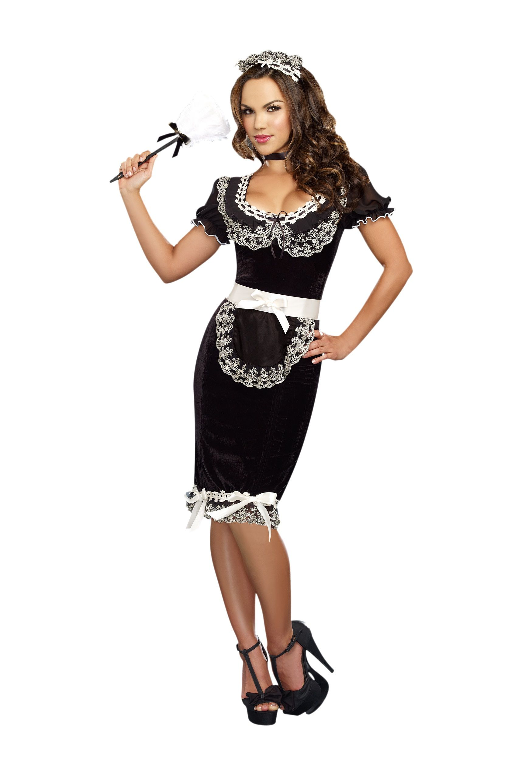 You\'ll have so much fun with these French Maid Halloween costumes ...