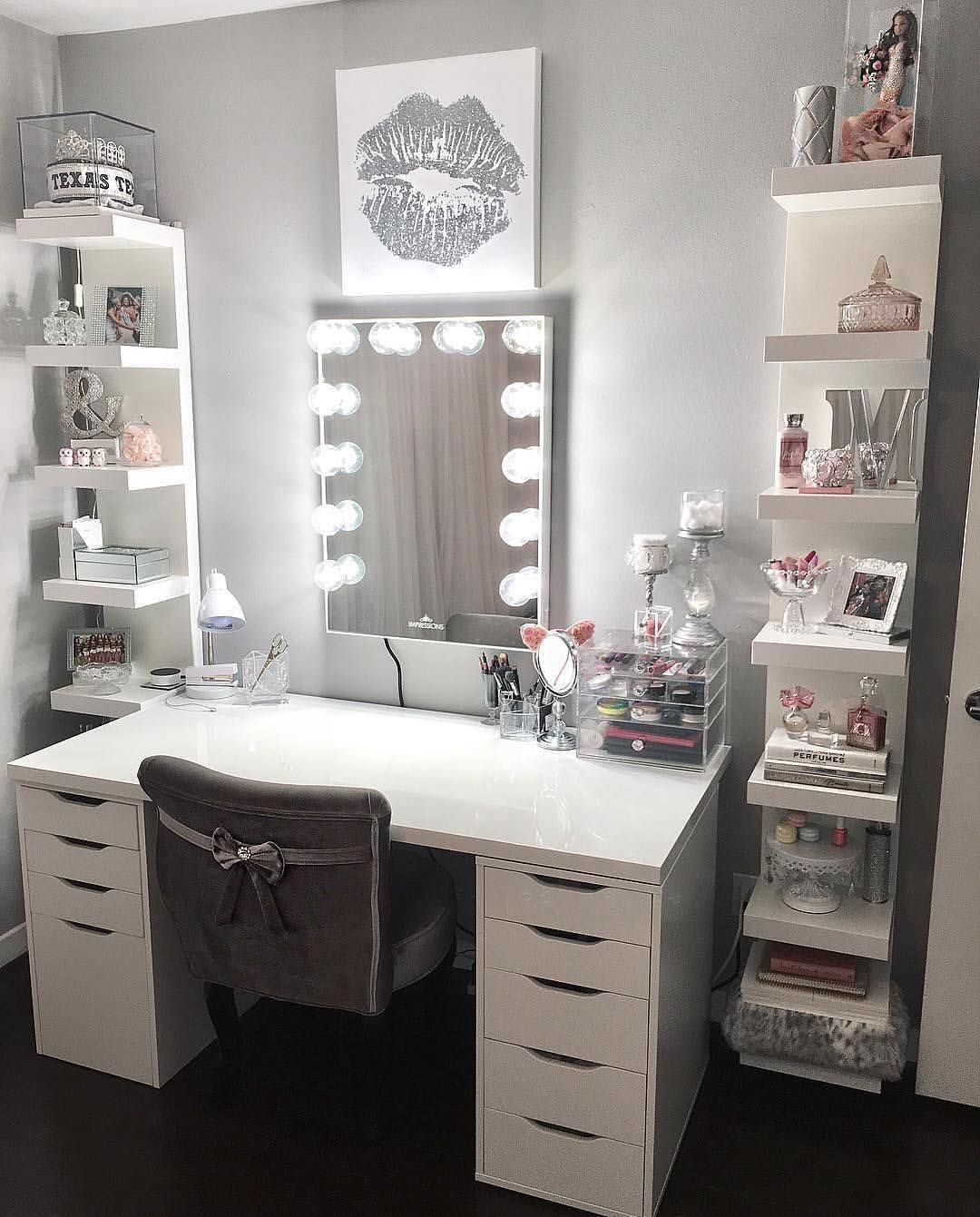 Impressions Vanity Co On Instagram This Glam Space Is A