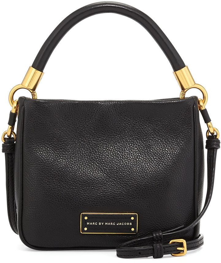 3da5bb48aa8a Marc by Marc Jacobs Too Hot to Handle Mini Crossbody Bag, Black on shopstyle .com