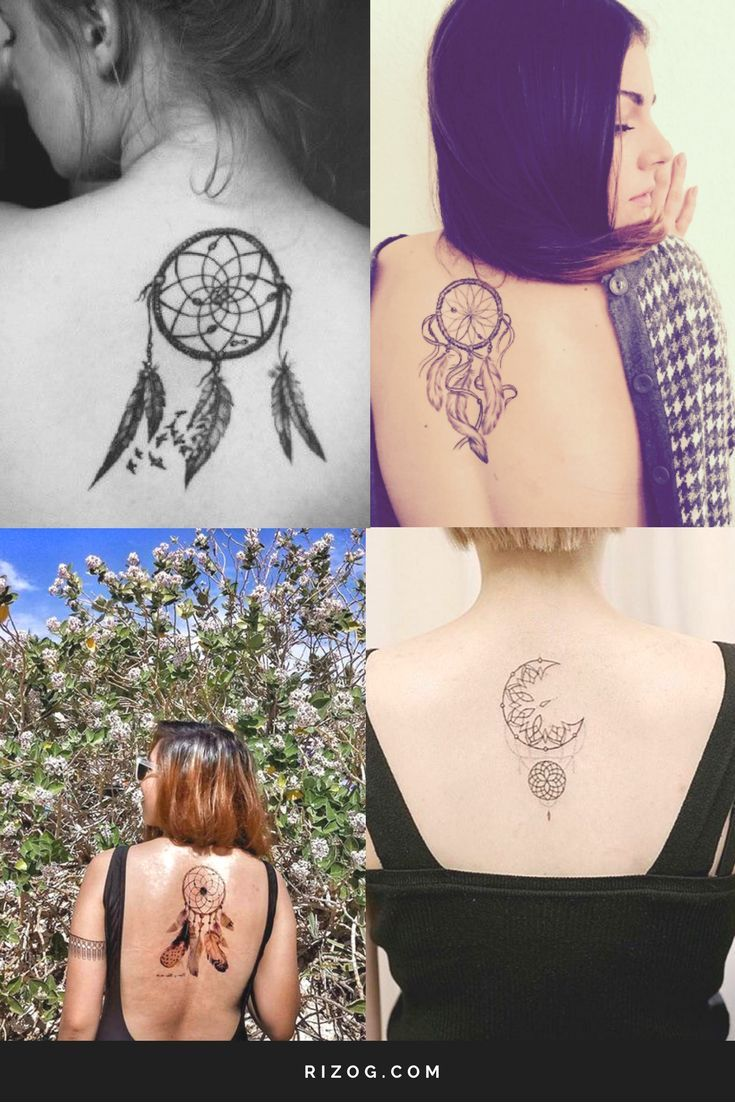 Los 64 Tatuajes Más Hermosos Y Femeninos En La Espalda Tatuajes