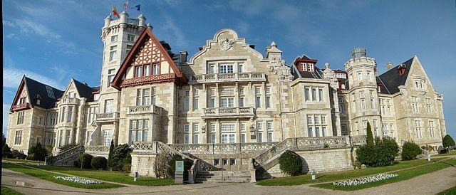 Real Palacio de la Magdalena #Santander #Cantabria #Spain
