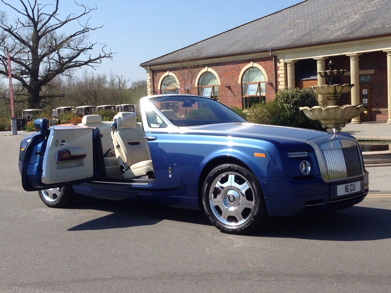 Rolls Royce Drophead Hire Limo And Supercar Hire I Just Stumbled