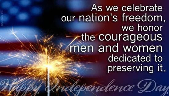 Honor The Courageous Men And Women America Pinterest July