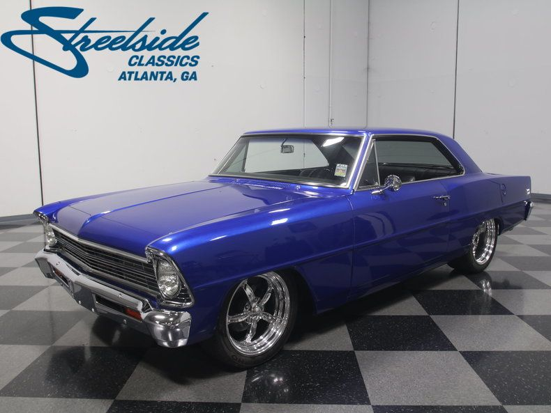 1973 Chevrolet Nova For Sale In Toccoa Georgia Old Car Online