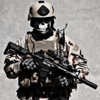 Naval Special Warfare Development Group Devgru Navy Seal Wallpaper Ghost Soldiers Naval Special Warfare
