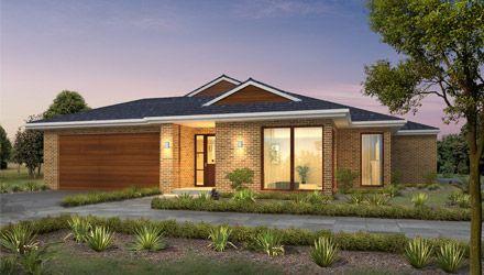 Imagenes de fachadas de casas de un piso sencillas con cochera casas pinterest - Fachadas de casas de un piso ...