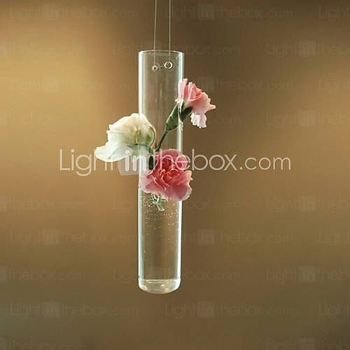 8 99 Table Centerpieces Hanging Long Tobe Shaped Glass Vast Table Deocrations Glass Flower Vases Recycled Glass Vases Candle Vase