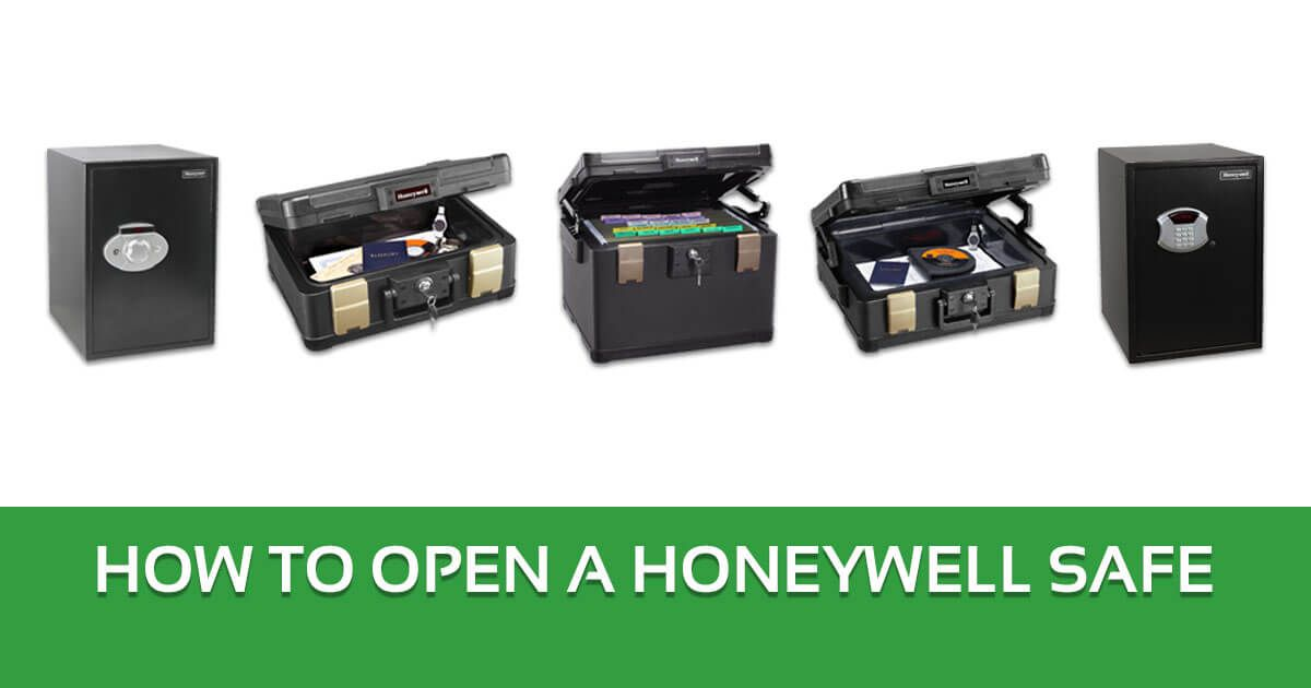 How to Open a Honeywell Safe – Step by Step Guide | How To