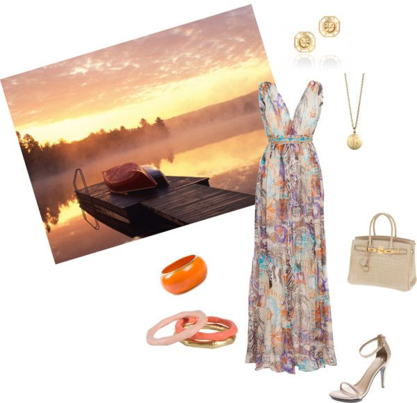 """spring/summer"" by jen-rainey-hermanson on Polyvore"