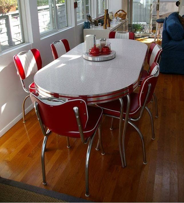 retro kitchen tables are gaining their popularity along with the increasing demand of retro kitchen styles  we will spill the secrets of retro kitchen     pin by cindy berg on home decor   pinterest   kitchens vintage      rh   pinterest com