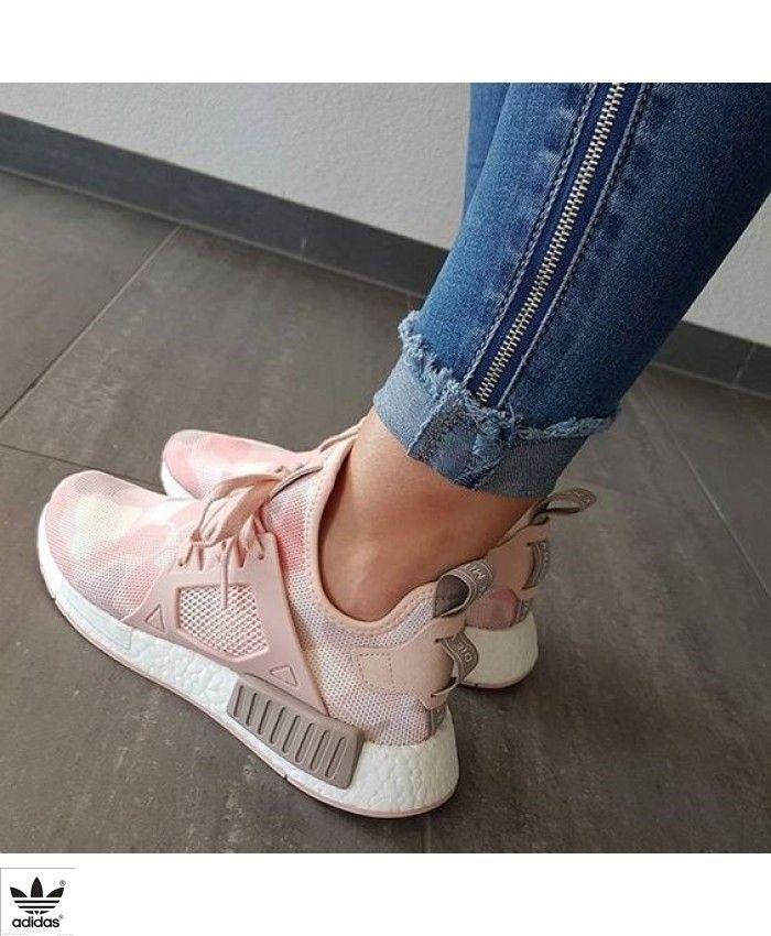 adidas Originals Pastel Camo NMD XR1 Sneakers   Sneakers