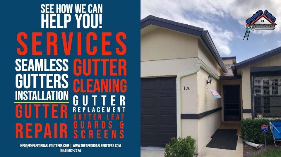 Gutters Seamless Gutters Gutters Cleaning Gutters