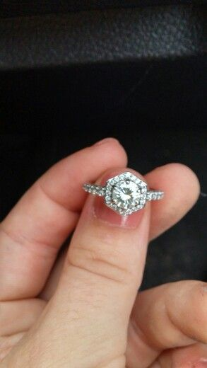 The Best Celebrity Engagement Rings of All Time ...