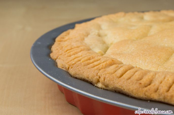 """Con questa ricetta partecipo alla raccolta di Aprile #Voglia di#picnic - Crostata di Mele """"Scrigno Segreto"""""""