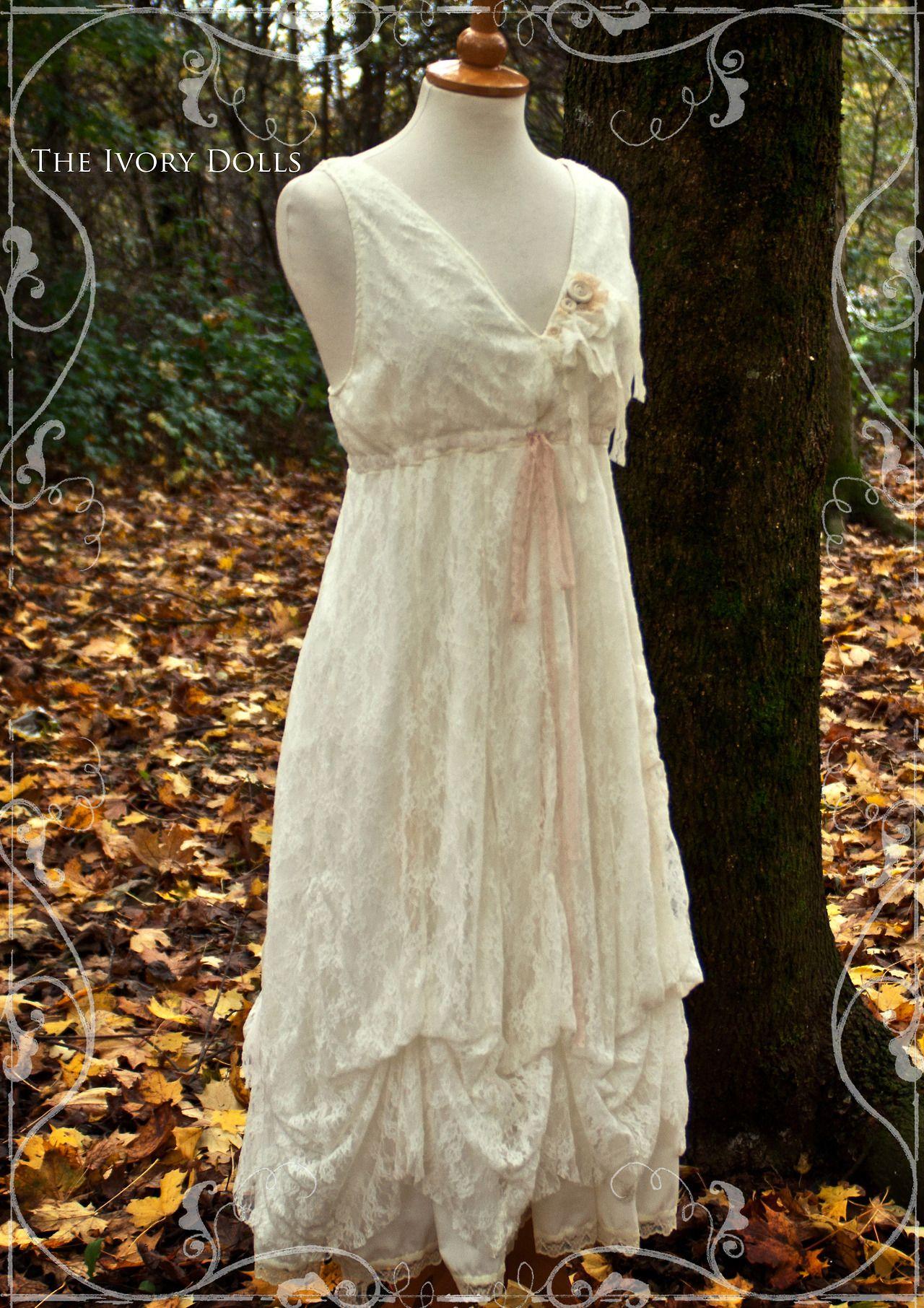 Lindo vestido de renda