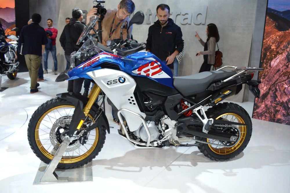 In Pictures All The Action From Eicma 2018 Motorcycle Show