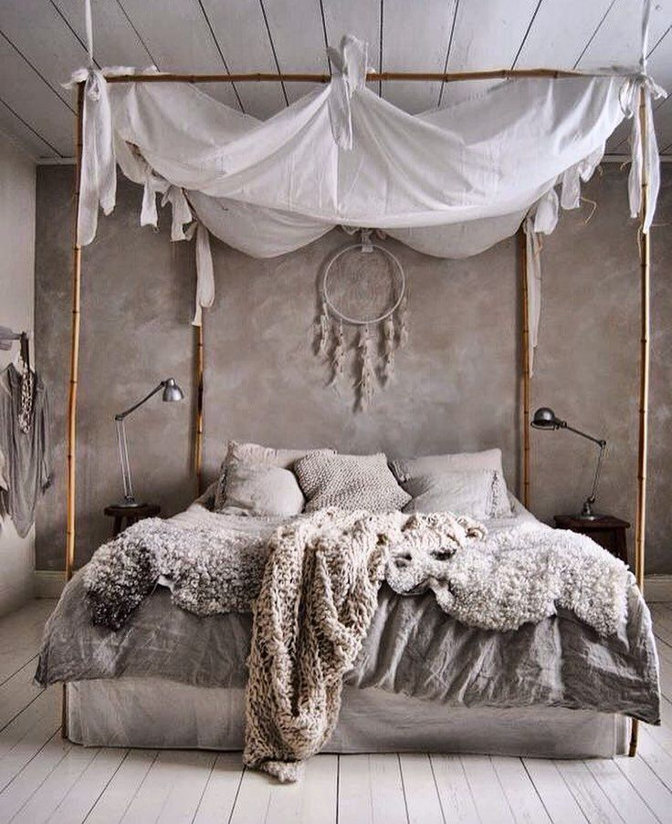 Shabby Chic Boho Bedroom: Awesome Instagram Photo By Hippie Chic Style • Apr 20