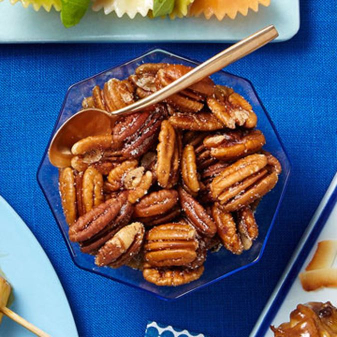 Microwave Ed Pecans Rachael Ray Every Day