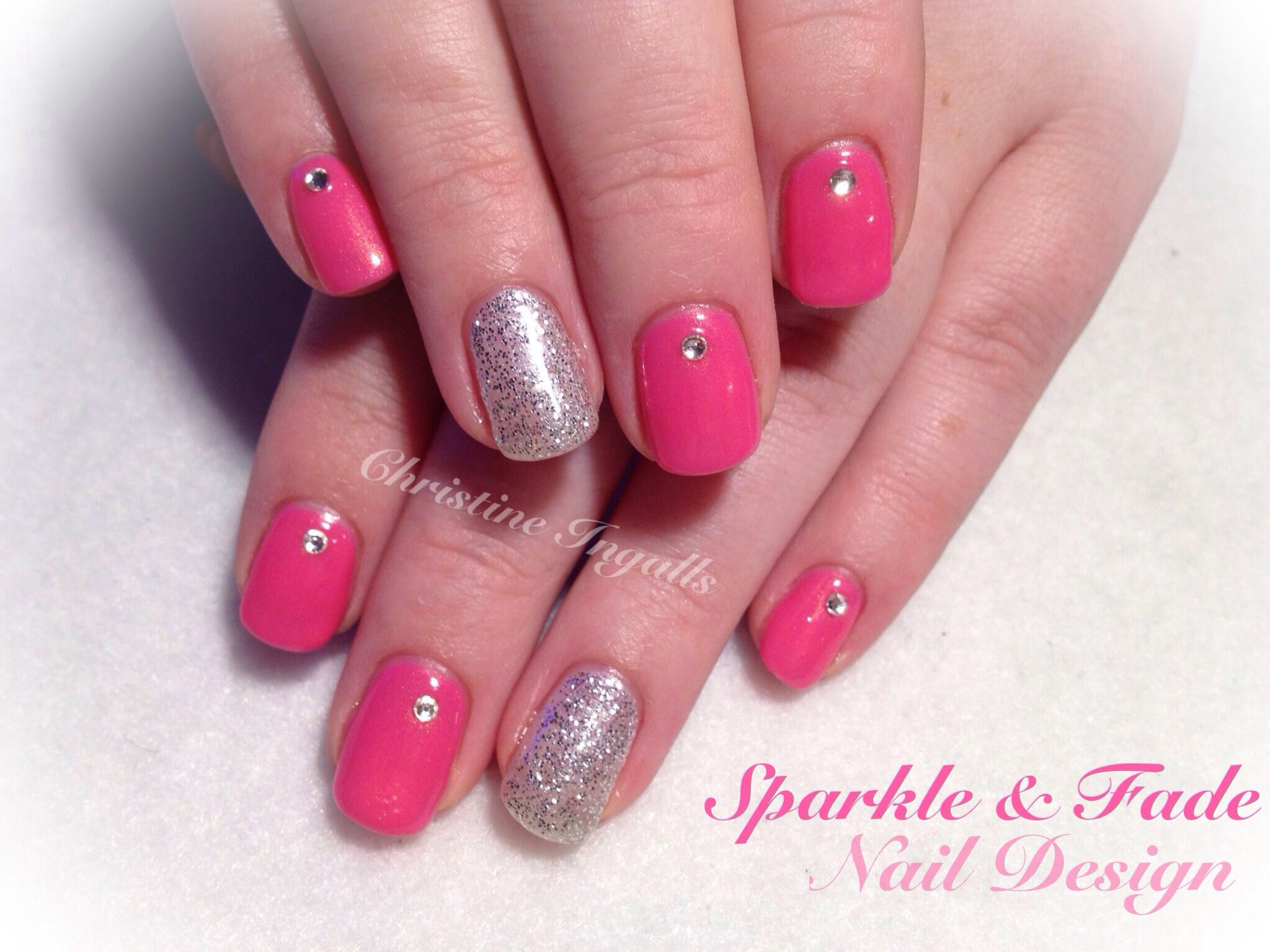 Entity Gel Polish - Done by Christine Ingalls of Sparkle and Fade ...