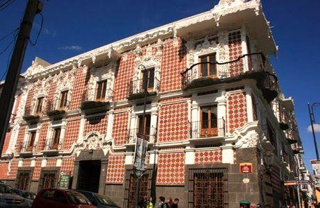 Casa del Alfeñique en #Puebla #Museo