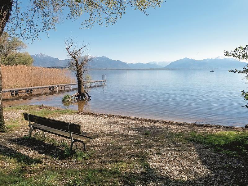 Orte zum Glücklichsein 11 CampingPlätze in Deutschland