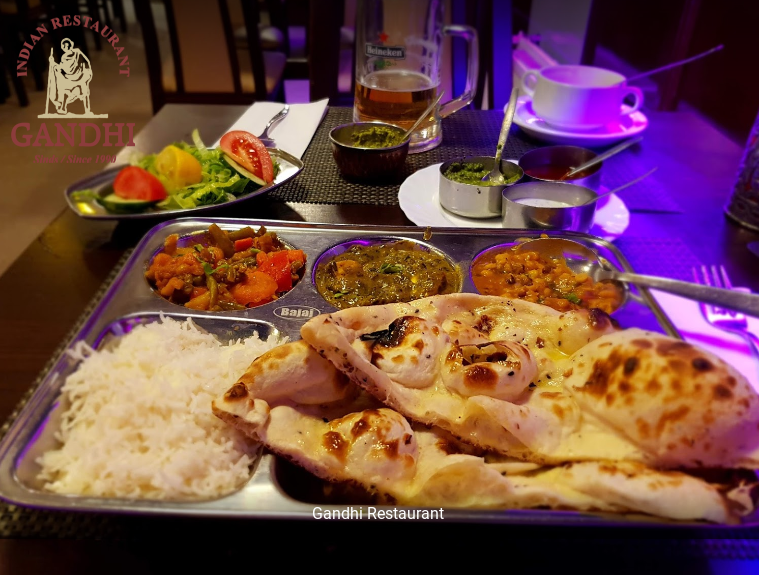 Gandhileidseplein Restaurant Which Is One Of The Best Indian Food Restaurant In Leidseplein Gandhirestaurant Indianfo Halal Recipes Food Amsterdam Food